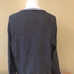 Levi's Shirts - LEVIS GUNGEE STRIPED THERMAL SHIRT XXL